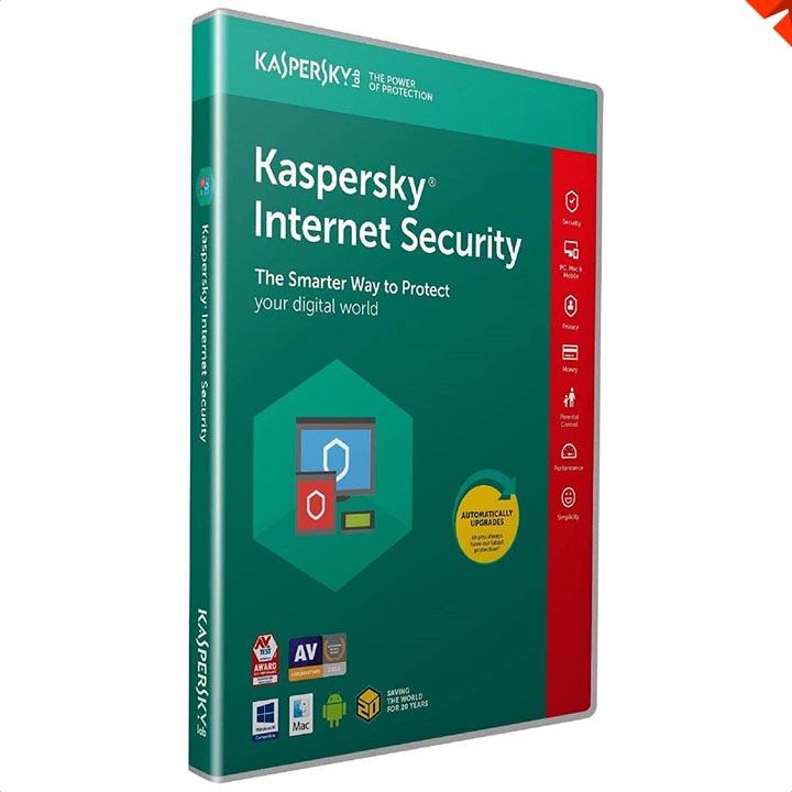 Kaspersky 2021 3 PC