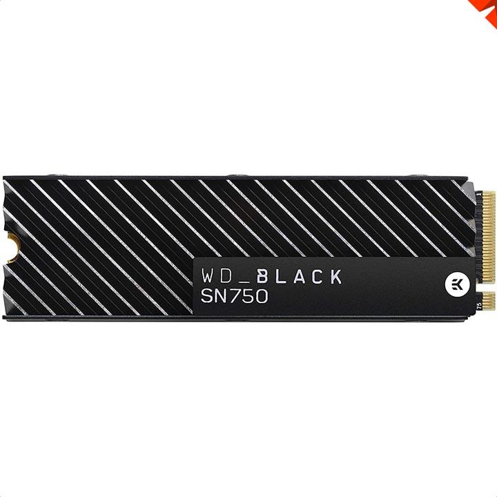 WD SN750 1TB Disipador