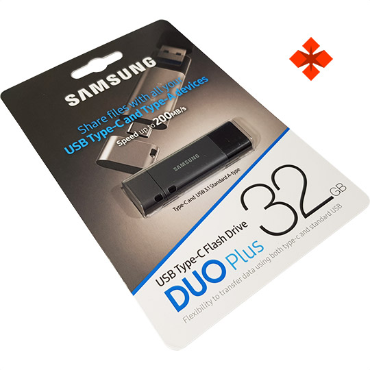 Samsung DUO Plus 32GB