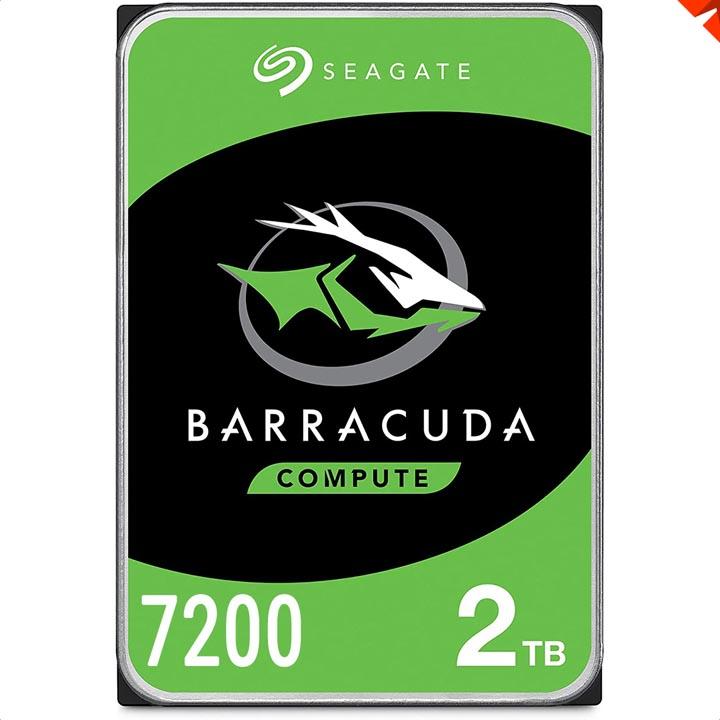 Seagate BarraCuda 2TB
