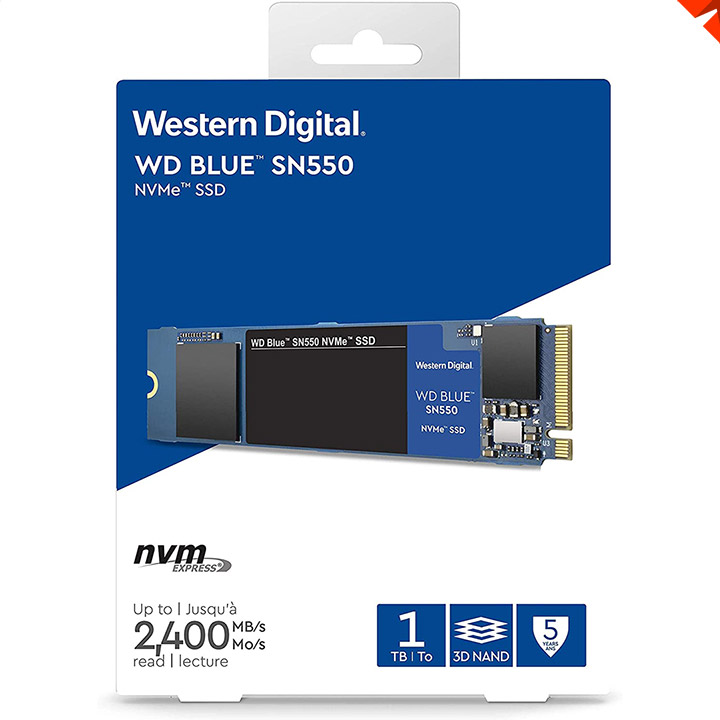 WD SN550 1TB